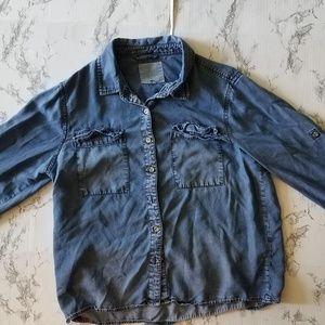 Thread Supply Long sleeve button up shirt